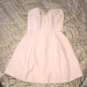 "Dresses - Super cute light pink Dress ""Finders Keepers"" new efdf10387"